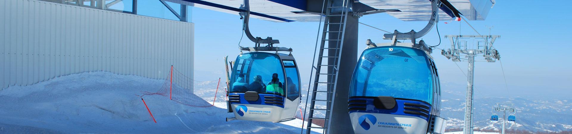 gondole-skijalista